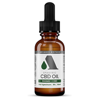 Advance Biotech Spagyric CBD Oil 8% - 10ml