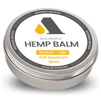 Advance Biotech Alchemic Hemp Balm CBD - 60ml
