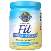 Garden of Life Raw Organic Fit - French Vanilla - 457g