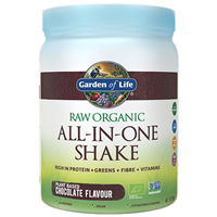 Garden of Life Raw Organic All-In-One Shake - Chocolate - 509g