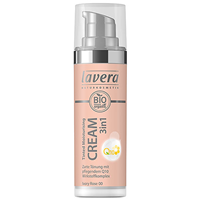 lavera Tinted Moisturising Cream 3-in-1 - Ivory Rose - 30ml