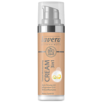 lavera Tinted Moisturising Cream 3-in-1 - Honey Sand - 30ml