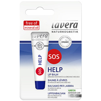 lavera SOS Help Lip Balm - 8ml