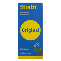 Bio-Strath Original Herbal Yeast - 100 Tablets