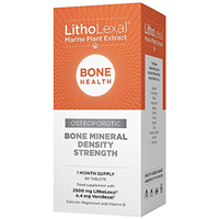 LithoLexal Osteoporotic Bone Health - 60 Tablets