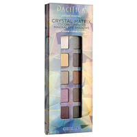 Pacifica Crystal Matrix Mineral Eye Shadow Palette