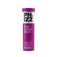 PHIZZ Apple & Blackcurrant - 20 Effervescent Tablets