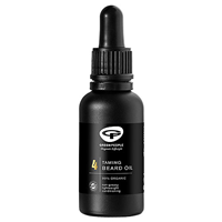 Green People Organic No. 4 Men`s Taming Beard Oil - 30ml