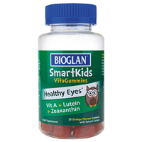 Bioglan SmartKids Healthy Eyes - 30 Orange Gummies