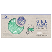 Aroma Home Therapeutic Sea Foam Soothing Gel Beads Eye Mask