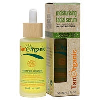 TanOrganic Moisturising Facial Serum - 50ml