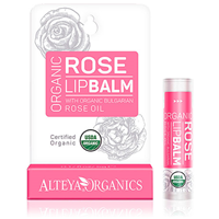 Alteya Organics Rose Lip Balm - 5g