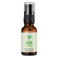 ZenCBD 300mg Chocolate Flavour - 20ml