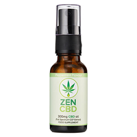 ZenCBD 300mg Peppermint Flavour - 20ml