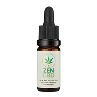 ZenCBD Oil 3% (300mg) - 10ml