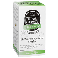 Royal Green Green-Lipped Mussel Complex - 60 Vegicaps