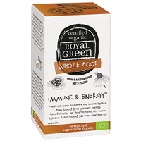 Royal Green Immune & Energy - 60 Vegicaps