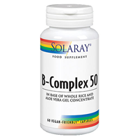 Solaray B-Complex 50 - 60 Vegicaps