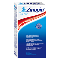 Zinopin Long Haul - Veins - 10 Capsules