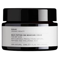 Evolve Multi Peptide 360 Moisture Cream - 30ml