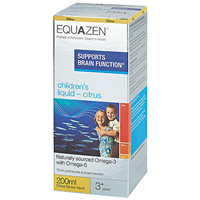 Equazen Children`s Liquid Citrus - 200ml