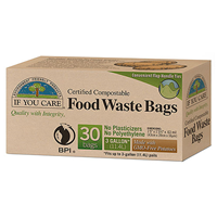 If You Care Food Waste Bags - 30 Pack