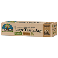 If You Care Large Trash Bags - 30 Gallon - 10 Pack