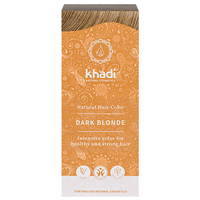 Khadi Natural Hair Colour Powder - Dark Blonde - 100g