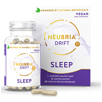 Neubria Drift for Sleep - 60 Capsules