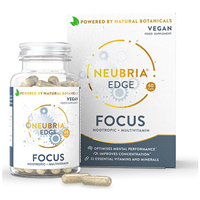 Neubria Edge for Focus - 60 Capsules