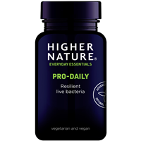 Higher Nature Pro-Daily Resilient Live Bacteria - 90 Tablets