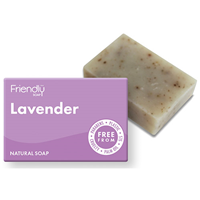 Friendly Soap Lavender Bar Soap - 95g