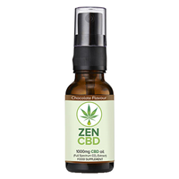 ZenCBD 1000mg Chocolate Flavour - 20ml