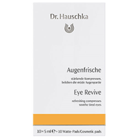 Dr Hauschka Eye Revive - 10 x 5ml Cosmetic Pads