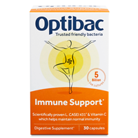 OptiBac Probiotics For Daily Immunity - 30 Capsules