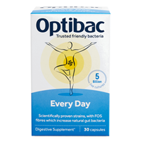 OptiBac Probiotics - For Every Day - 30 Vegicaps