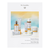 Dr Hauschka Pure & Fine Collection - Best before date is 30th November 2019