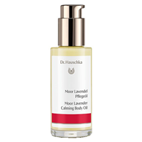 Dr Hauschka Moor Lavender Calming Body Oil - 75ml