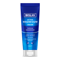 Bioglan Active Magnesium Cream - 100ml