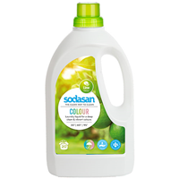 Sodasan Colour Laundry Liquid - 1.5 Litre