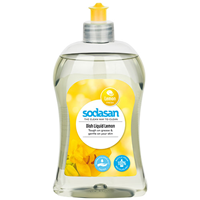 Sodasan Dish Liquid - Lemon - 500ml