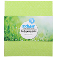 Sodasan Eco Sponge Cloths - 2 Pack