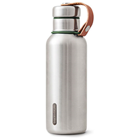 Black+Blum Insulated Water Bottle Olive - 500ml