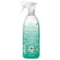 method Anti-bac Bathroom Cleaner - Water Mint - 828ml