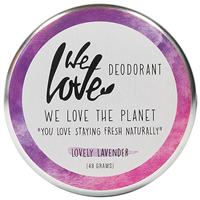 We Love The Planet Lavender Deodorant Cream - 48g