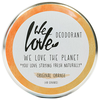 We Love The Planet Orange Deodorant Cream - 48g