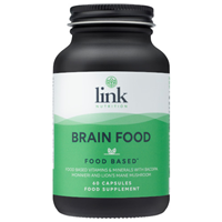 Link Nutrition Brain Food - 60 Capsules
