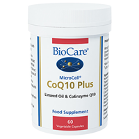 BioCare MicroCell CoQ10 Plus - 60 Vegicaps