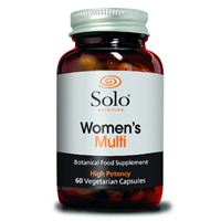 Solo Nutrition Well Being for Women - 60 Vegicaps