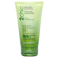Giovanni 2Chic Ultra-Moist Conditioner for Dry & Damaged Hair - 44ml
